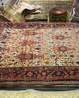 Persian rug tribal